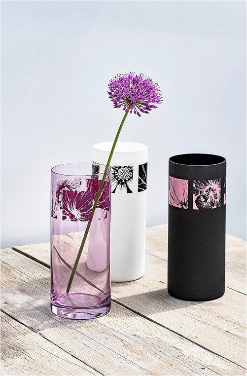 Vázy Bohemia Crystal Crystalex