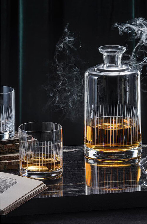Sklenice whisky Crystalex